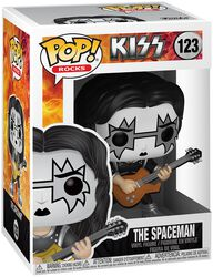 The Spaceman (Ace Frehley) Rocks Vinylfiguur 123