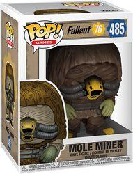 76 - Mole Miner Vinylfiguur 485