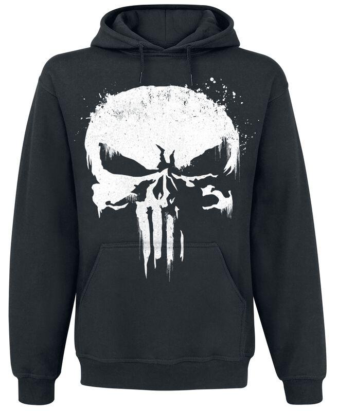 Sprayed Skull Logo