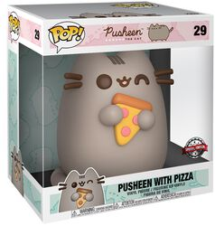 Pusheen with Pizza (Life Size) Vinylfiguur 29