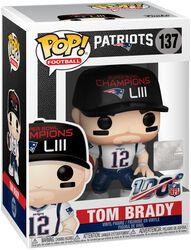 Patriots - Tom Brady Vinylfiguur 137