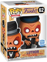 Fantastik Plastik Luthor (Funko Shop Europe) Vinylfiguur 62