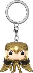 1984 - Wonder Woman Powerpose Pocket POP! Keychain