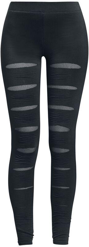 Mesh Underlayer Leggings