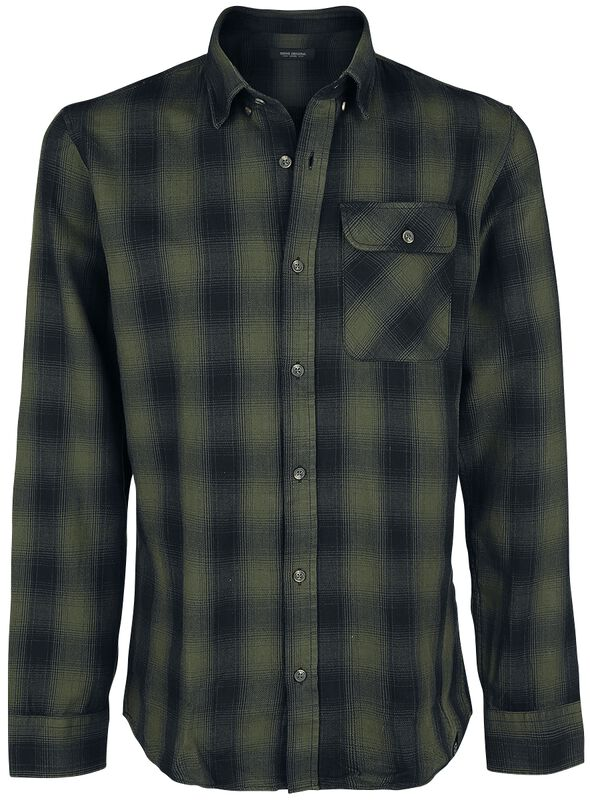Check Shirt Slim Fit