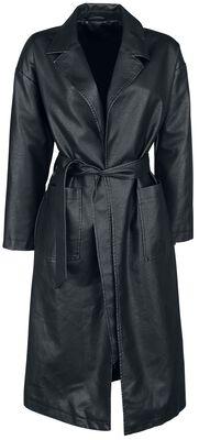 New York Oversize PU Coat