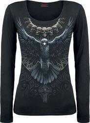Raven Skull
