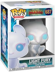 3 - Light Fury Vinylfiguur 687