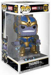 Thanos with Throne Deluxe Vinylfiguur 331