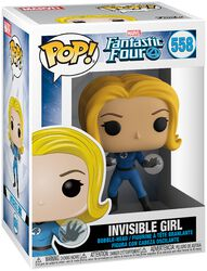 Invisible Girl Vinylfiguur 558