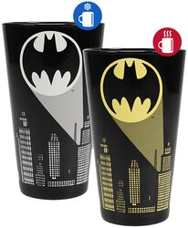Bat Signal - Glass with Thermal Effect
