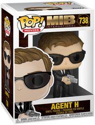 International - Agent H Vinylfiguur 738
