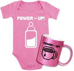 Baby Body + Mug Power Up!
