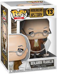 Benjamin Franklin Vinylfiguur 13
