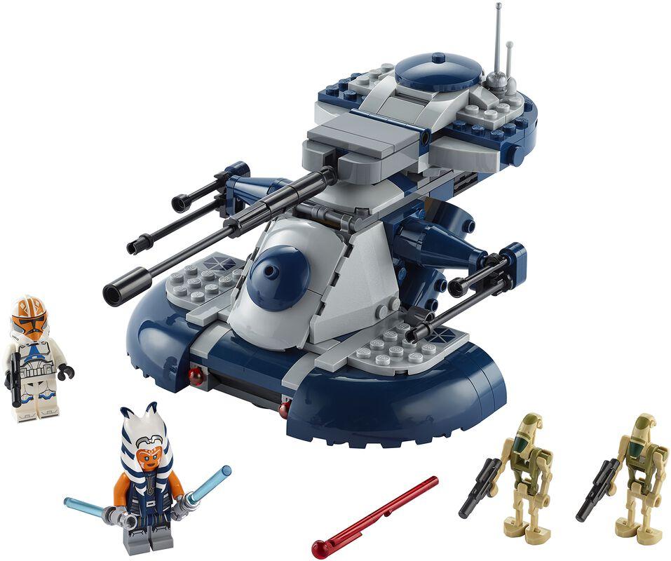 75283 - Armoured Assault Tank