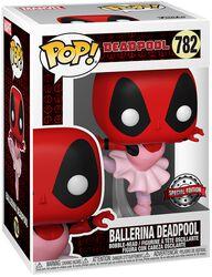 30th Anniversary - Ballerina Deadpool Vinylfiguur 782