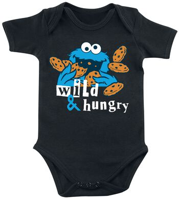 Cookie Monster - Wild And Hungry