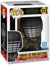Episode 9 - The Rise of Skywalker - Knight of Ren (Scythe) (Funko Shop Europe) Vinylfiguur 333