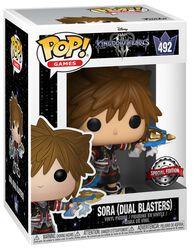 Sora (Dual Blasters) Vinylfiguur 492