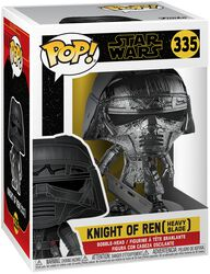 Episode 9 - The Rise of Skywalker - Knight of Ren (Heavy Blade) (Chrome) Vinylfiguur 335