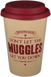 Muggles - Huskup coffee mug