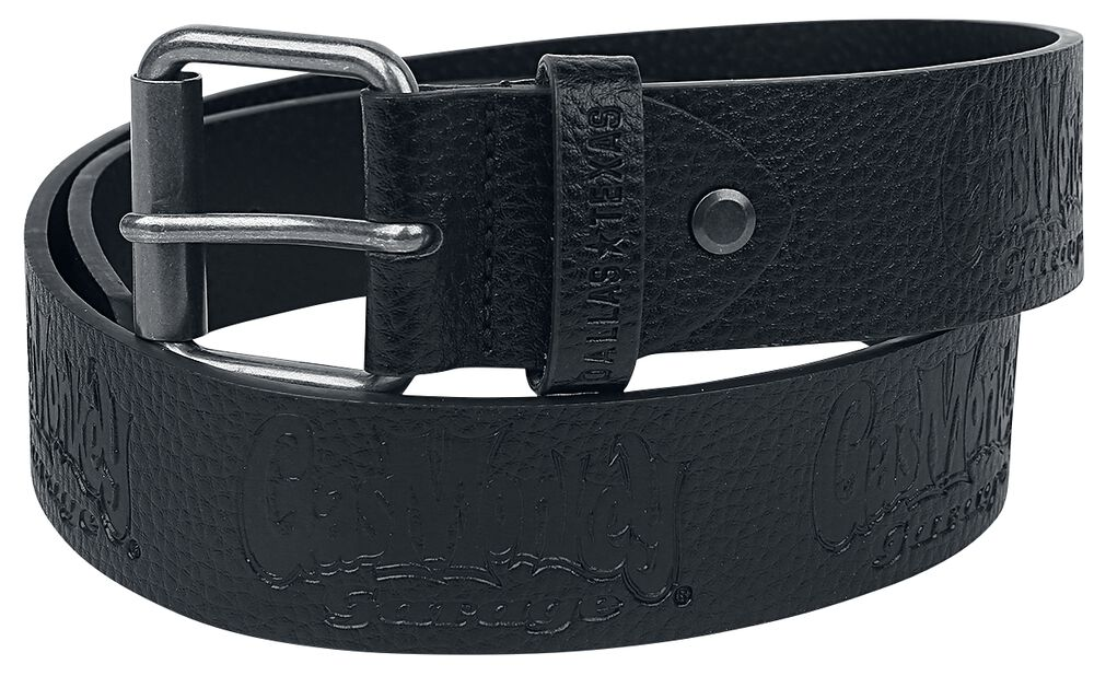 Logo - Leather Belt
