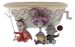 Lock, Shock & Barrel (Candy Dish)