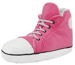 Roze Sneaker Pantoffels