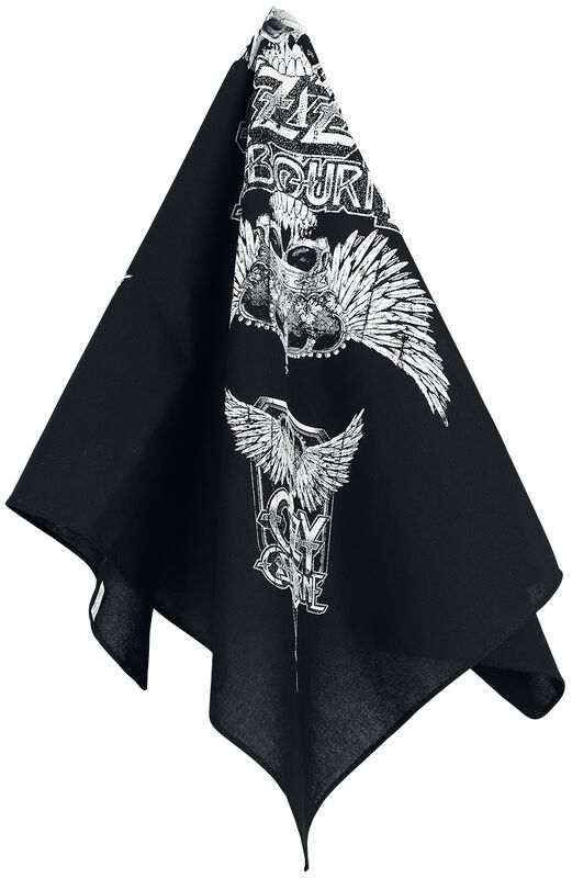 Skull & Wings - Bandana