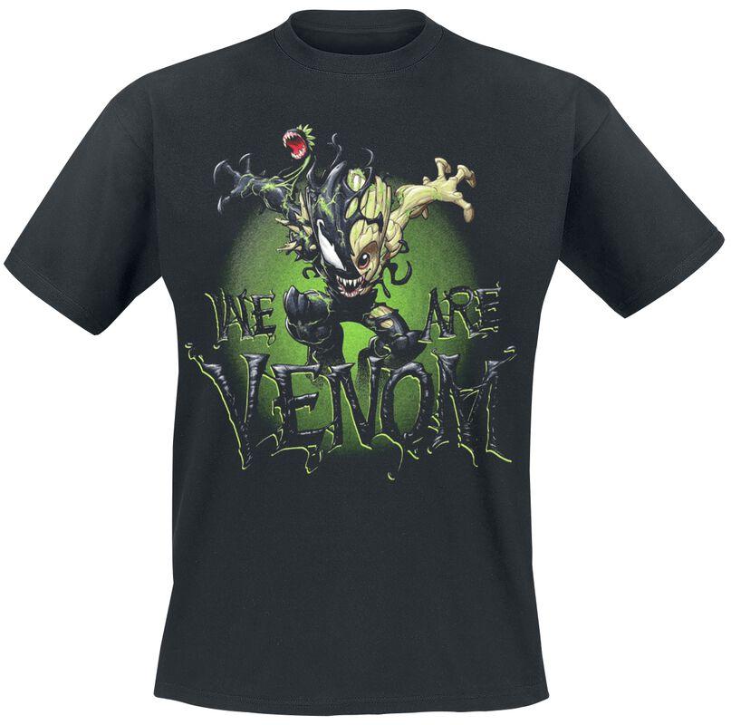 Venomized Groot