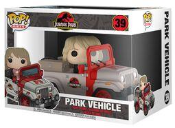 Park Vehicle Pop Ride Vinylfiguur 39