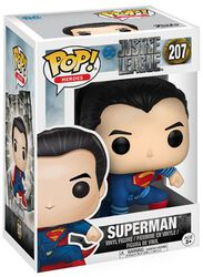 Superman (Landing Pose) Vinylfiguur 207