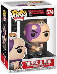 Minsc and Boo Vinylfiguur 574