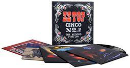 Cinco No.2: The second five LP's