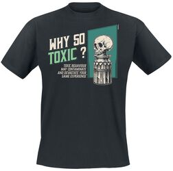 Why So Toxic?