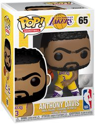 Los Angeles Lakers - Anthony Davis Vinylfiguur 65