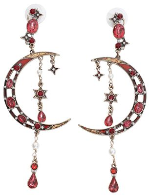 Moon Eclipse Earrings