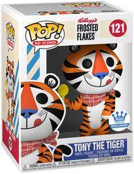 Tony the Tiger (Funko Shop Europe) Vinyl Figuur 121