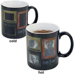 Portraits - Heat Change Mug