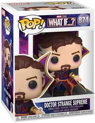 What If...? - Doctor Strange Supreme Vinylfiguur 874