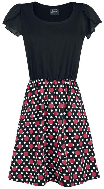 Mixed Dotties Fantasy Dress