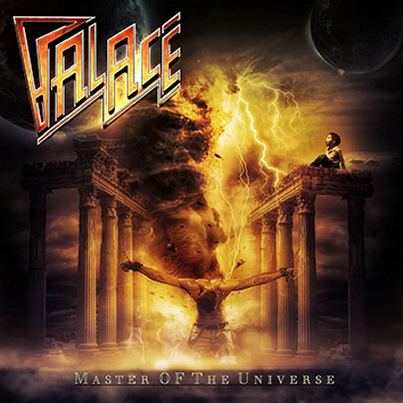 Master of the universe | Palace CD | Large