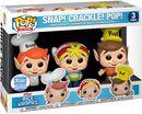 Snap Crackle Pop - Rice Krispies (3 Pack) (Funko Shop Europe)