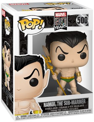 80th - Namor, the Sub-Mariner Vinylfiguur 500