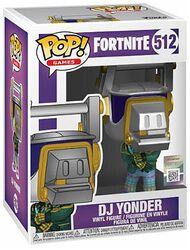 DJ Yonder Vinylfiguur 512