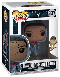 Hawthorne with Louis Vinylfiguur 337