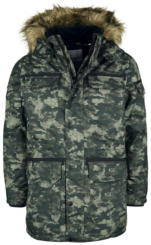 Pete Parka jacket