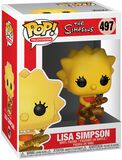 Lisa Simpson Vinylfiguur 497