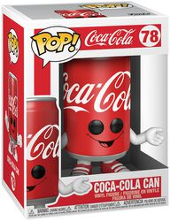 Cola Can Vinylfiguur 78
