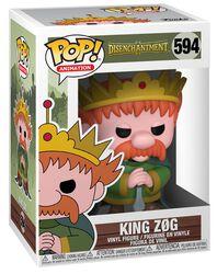 Disenchantment King Zog Vinylfiguur 594